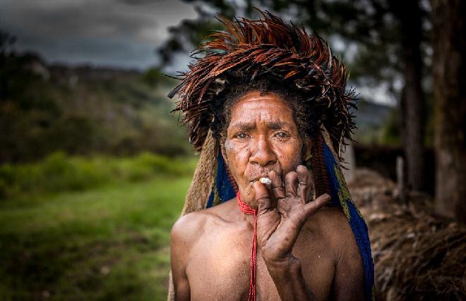 dani tribe inmarathi