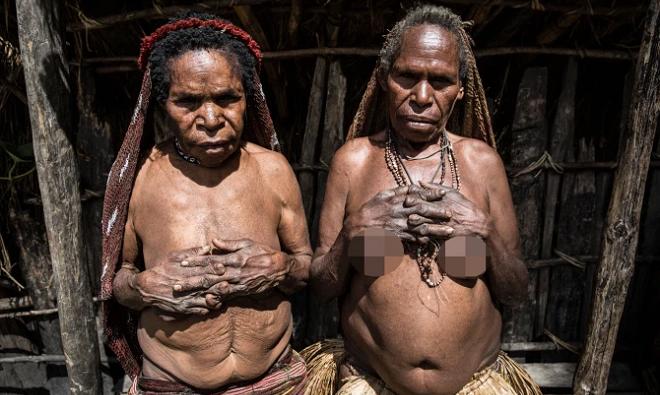 dani tribe women inmarathi