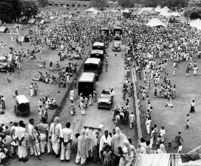 partition india inmarathi