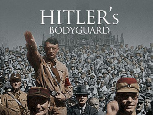 hitler bodyguard inmarathi