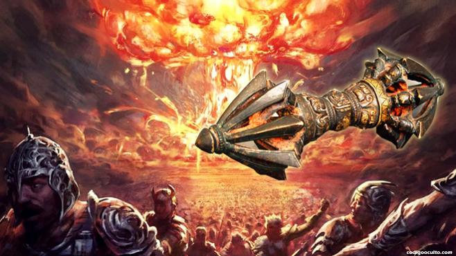 nuclear weapon inmarathi