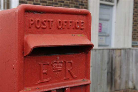 post box inmarathi