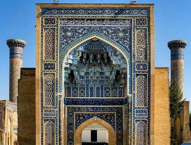 timur-architecture InMarathi