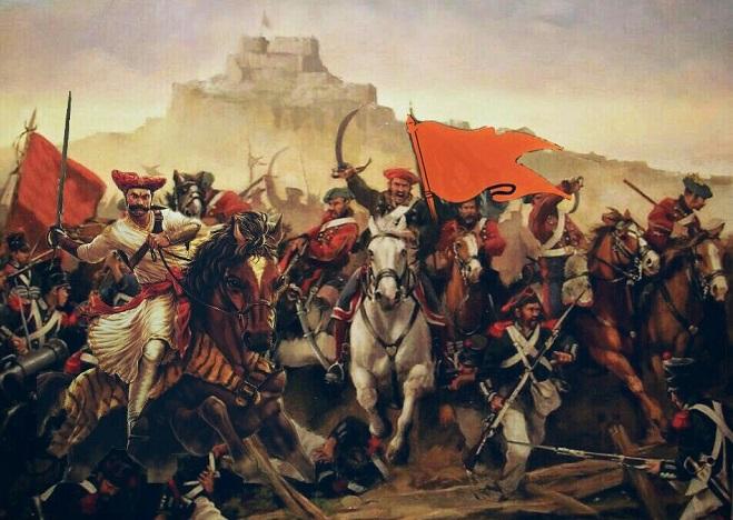 battle emperor 1 InMarathi
