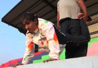 महाराष्ट्राची 'दंगल गर्ल' : मराठमोळी 'कोमल जाधव'!