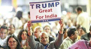Donald Trump Great for India marathipizza