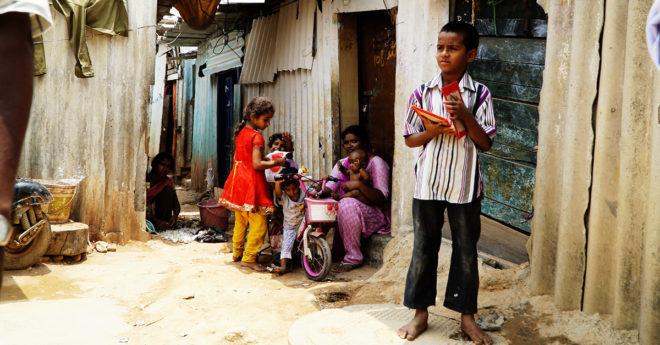 Poverty in India Inmarathi