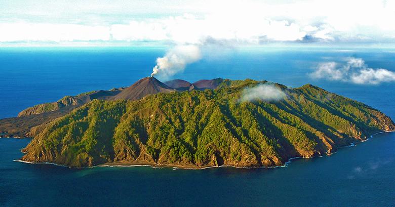 barren island volcano marathipizza