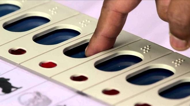 evm voting machine
