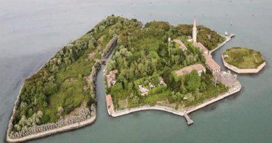 haunted poveglia island italy InMarathi