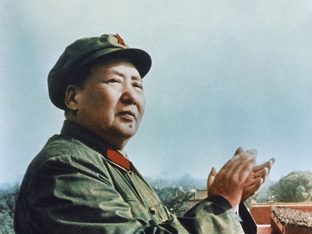 Mao Tse-tung-marathipizza