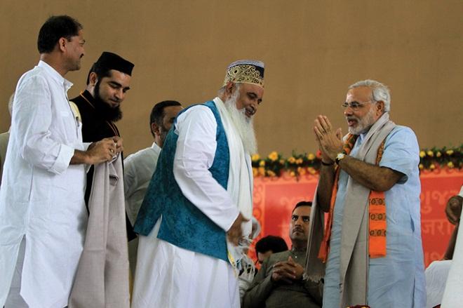 modi muslims marathipizza