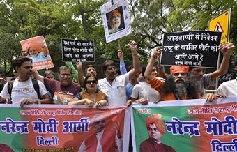 narendra modi delhi army marathipizza