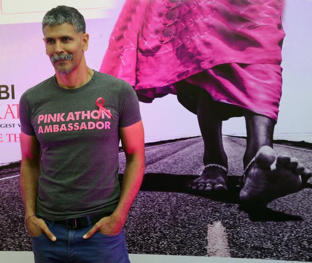 pinkathlon marathipizza