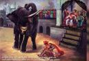 ज्याच्यासमोर बलाढ्य हत्ती देखील हरला तो महाराजांचा मावळा 'येसाजी कंक'!