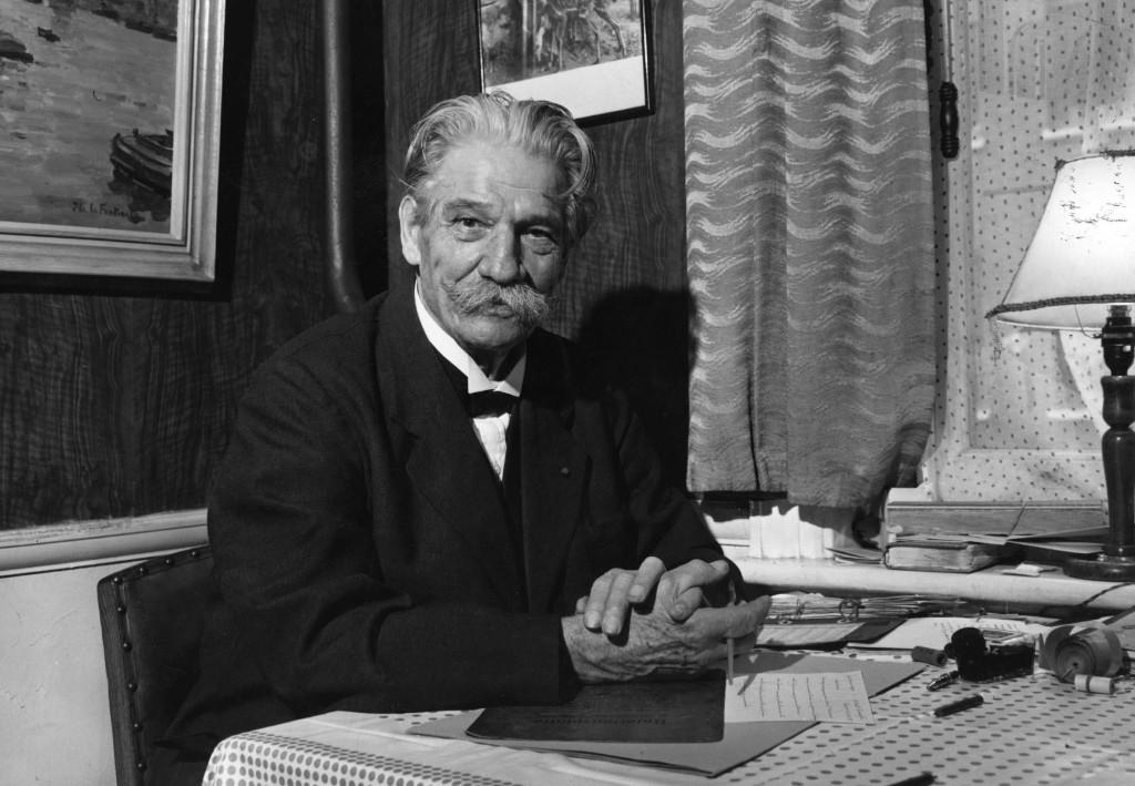Dr. Albert Schweitzer-marathipizza