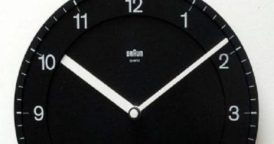 clock inmarathi