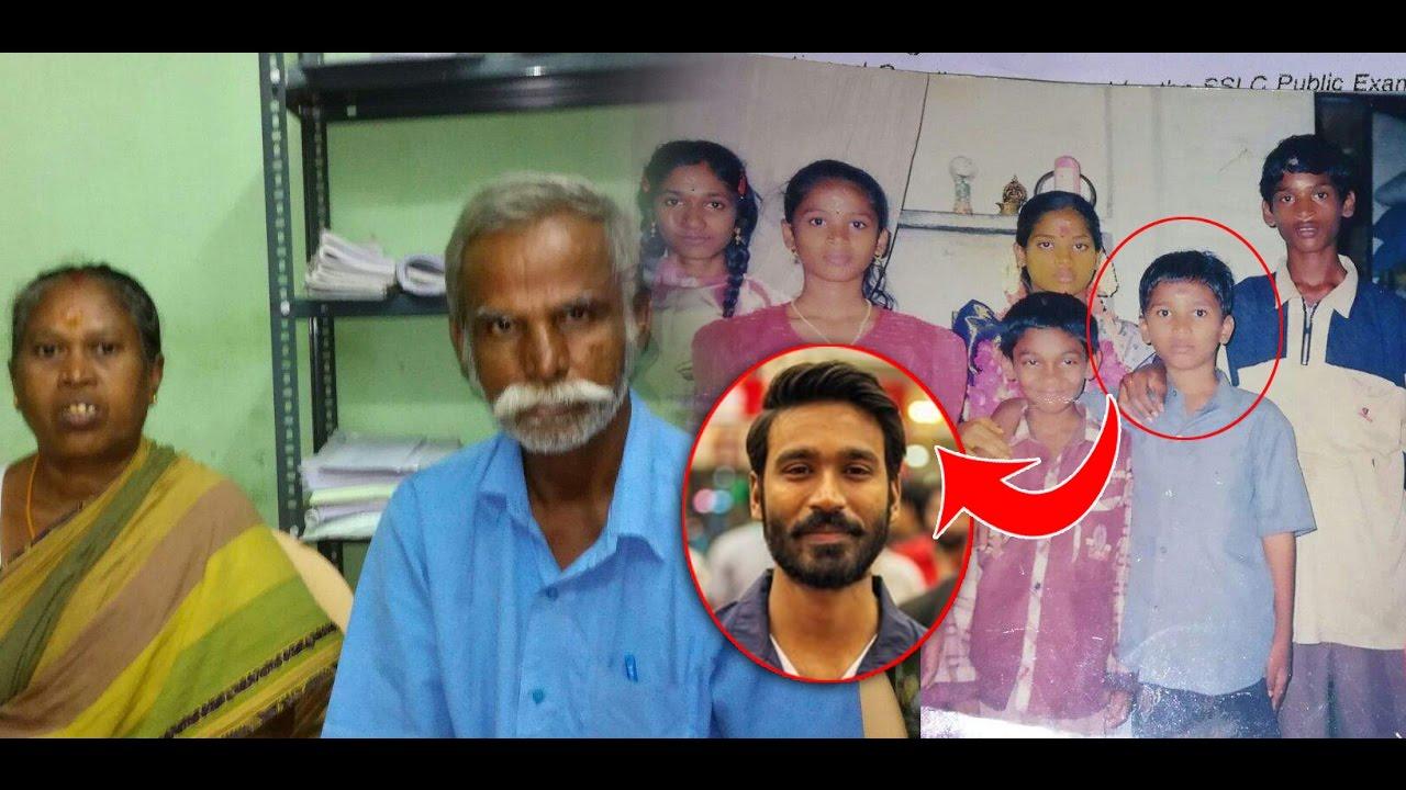 dhanush-real-parents-marathipizza