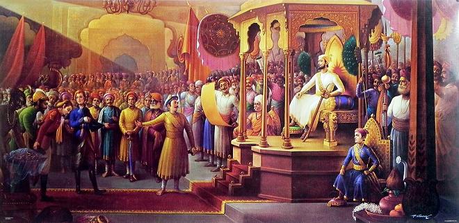 maharaj darbar inmarathi