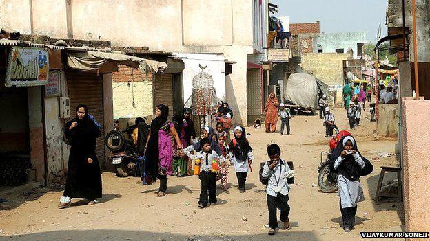 muslim locality marathipizza