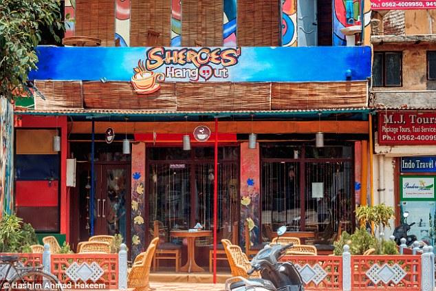 sheroes hangout cafe marathipizza