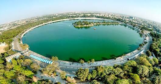 MNS Ahemadabad tour Kankaria Lake marathipizza