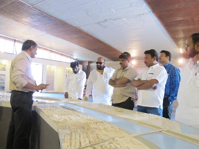 MNS Ahemadabad tour Sabarmati River Project 02 marathipizza