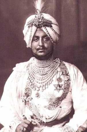 Maharaja Bhupinder Singh Patiala-marathipizza