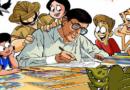 पहिल्या भारतीय कॉमिक सिरिजच्या निर्मितीमागे होतं 'हे' मराठी नाव!