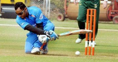 blind cricket inmarathi