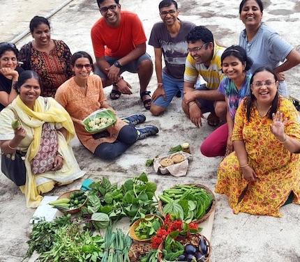 city farmers marathipizza