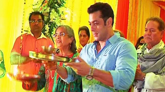 salman khan pooja marathipizza