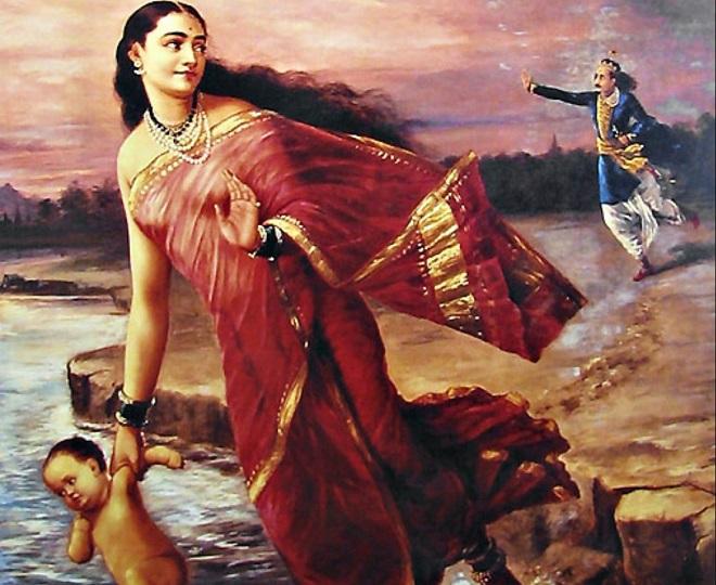 Ganga-and-Shantanu Inmarathi