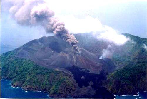 andaman volcano inmarathi