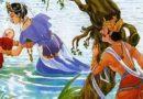 आपल्याच पुत्रांना गंगेने नदीमध्ये का विसर्जित केले होते? जाणून घ्या यामागची रंजक कथा!