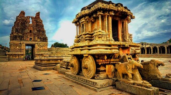 hampi temple inamarathi