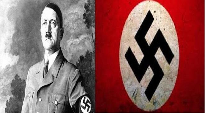 hitler symbol swastika InMarathi