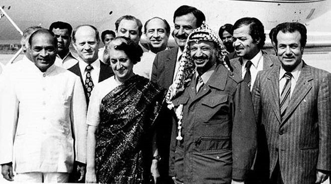 india-palestine InMarathi