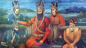 nadir shah treasure inmarathi