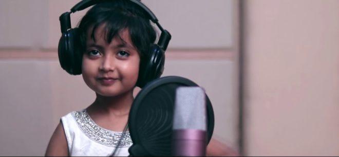 singer child girl InMarathi