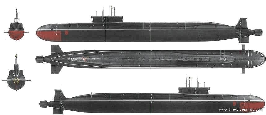 borei class submarine -russian-marathipizza