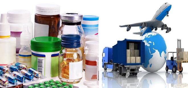 medicines transporation inmarathi