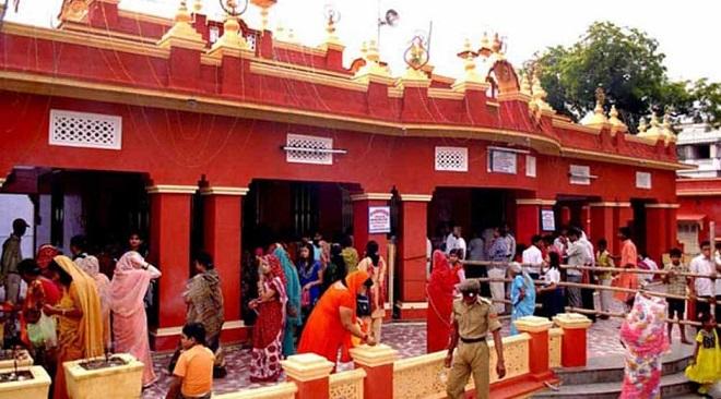 raj rajeshwari tripur tempal InMarathi