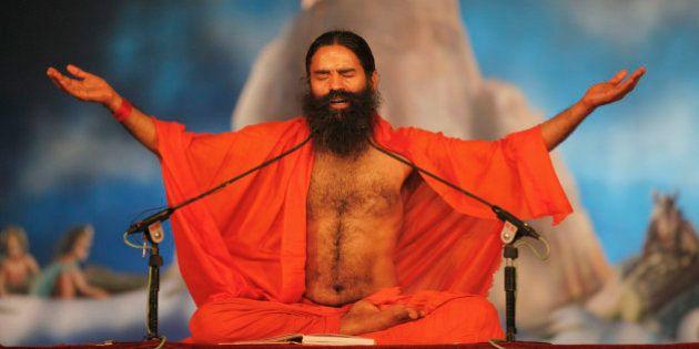 ramdev yoga inmarathi
