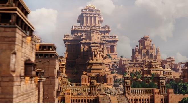 Bahubali_Mahismati InMarathi
