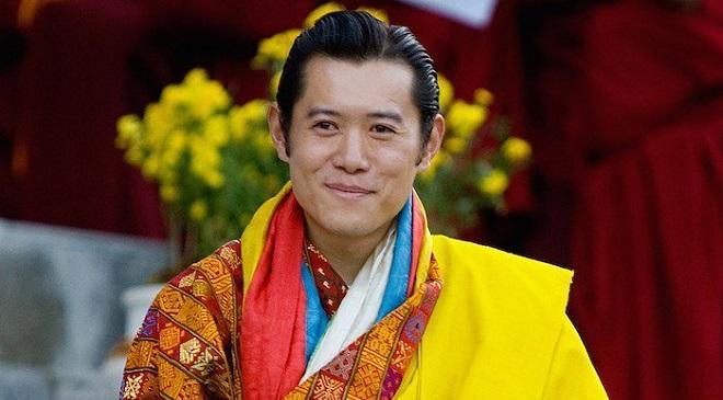 Bhutan-King-InMarathi