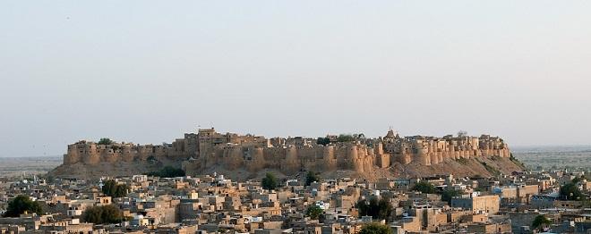Jaisalmer fort1-marathipizza