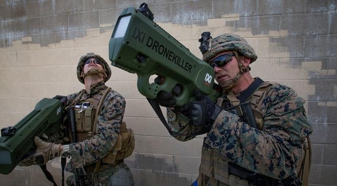 Military Tech InMarathi