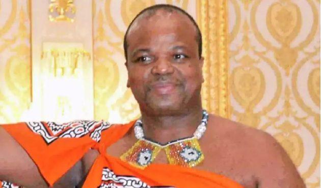 Swaziland king InMarathi