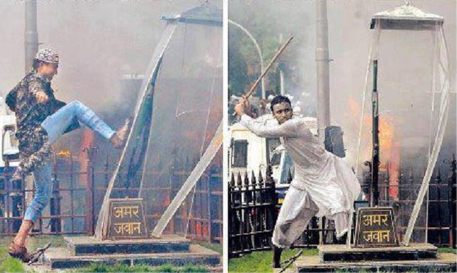 azad maidan riots marathipizza
